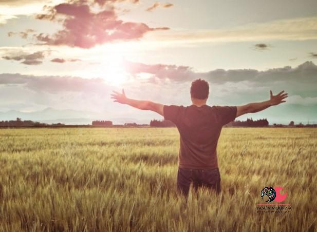 ¡Respirar profundo y agradecer!